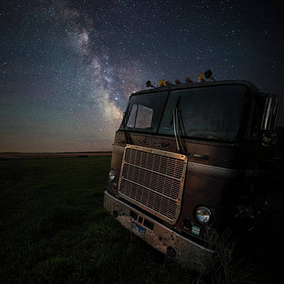 Photograph - Mack by Aaron J Groen