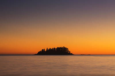 Photograph - Mackenzie Beach Sunset by Mark Kiver