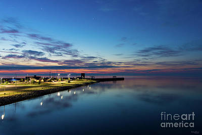 Photograph - Mackinaw City Dawn by Jennifer White