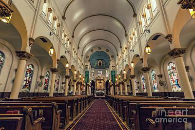 Photograph - Macon Church 1 by Sally Simon