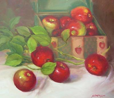 Painting - Macs 'n' A Box by Naomi Dixon