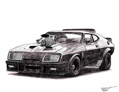 Mad Max Interceptor Original