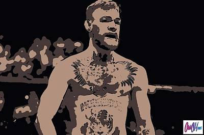 Mad Mcgregor Art Print