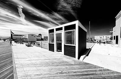 Photograph - Madam Marie's Asbury Park by John Rizzuto