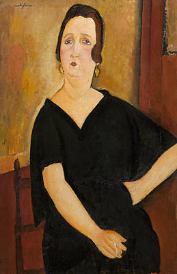 Painting - Madame Amedee by Amedeo Modigliani