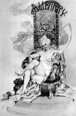Nude Portraits Photograph - Madame Du Barry Aka Marie-jeanne by Everett