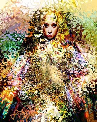 Aristocrat Digital Art - Madame by Robert Sloan