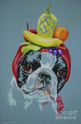 Pastel - Maddee by Susan Herber