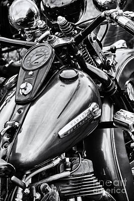 Harley Davidson Photograph - Made In America by Tim Gainey
