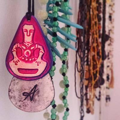 Jewelry Photograph - #madebyapetrova #handmade #jewelry by Keti Prenda