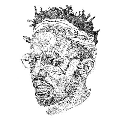 Hop Drawing - Madeintyo by Marcus Price
