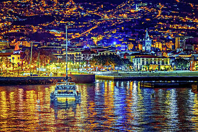 Photograph - Madeira by Maria Coulson