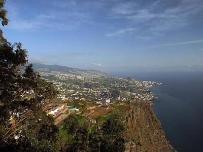 Madeira View Original by John Quinn