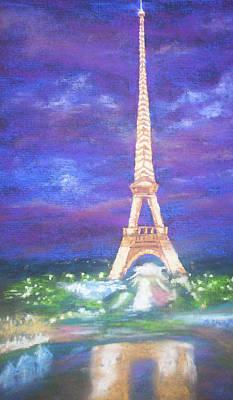 Madelein's France Art Print