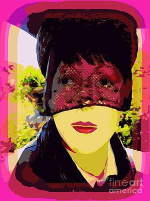Photograph - Mademoiselle by Ed Weidman
