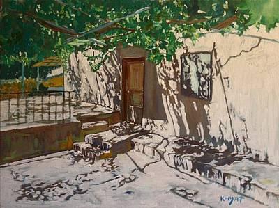 Painting - Madi by Marwan  Khayat