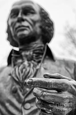 James Madison University Photograph - Madison by Cara Walton