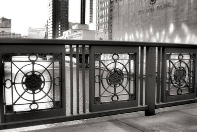 Photograph - Madison Street Bridge - 2 by Ely Arsha