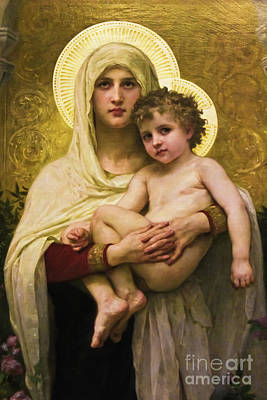 Photograph - Madonna And Child by Colleen Kammerer