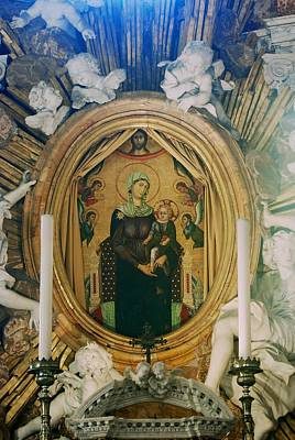 Photograph - Madonna And Child  by Eric Tressler