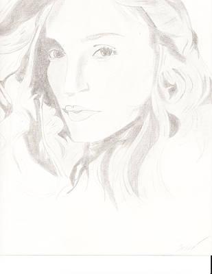Madonna Art Print by Carlos Hyman