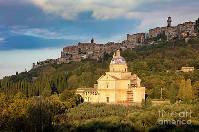 Photograph - Madonna Di San Biagio by Brian Jannsen