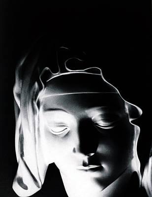 Photograph - Madonna by Joseph Frank Baraba