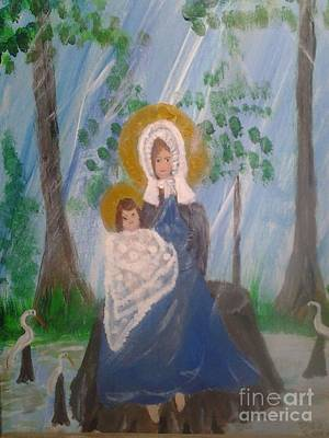 Katharine Hepburn - Madonna of the Swamp by Seaux-N-Seau Soileau