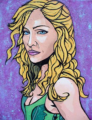 Painting - Madonna by Sarah Crumpler