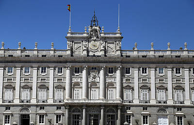 Photograph - Madrid 4 by Andrew Fare