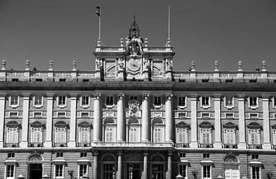 Photograph - Madrid 4b by Andrew Fare