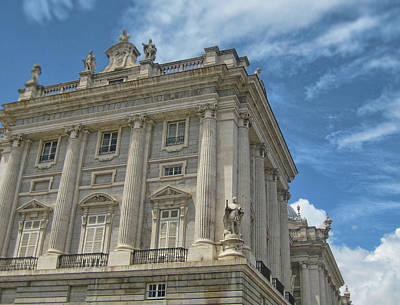 Photograph - Madrid History by JAMART Photography