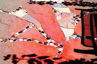Madrid Mosaic.. Art Print by Al  Swasey
