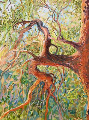 Painting - Madrona I by E Colin Williams ARCA