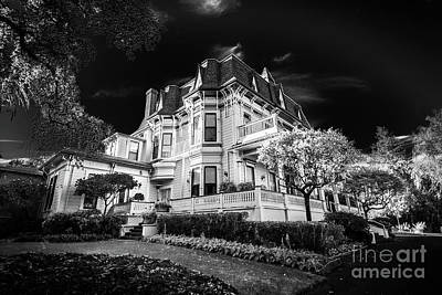 Photograph - Madrona Manor Sonoma County by Blake Webster