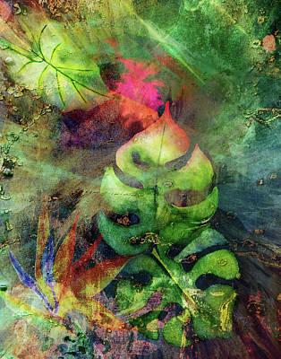 Digital Art - Maelstrom by Linda Carruth