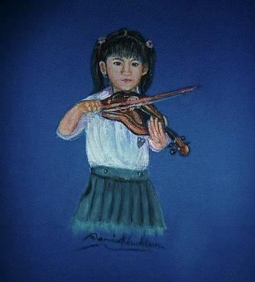 Painting - Maestro by Wanvisa Klawklean