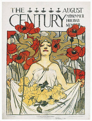 Photograph - Magazine: Century, 1896 by Granger