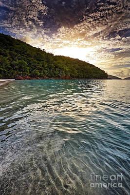 Photograph - Magens Bay Beach by Eyzen M Kim