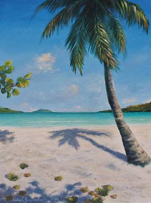 Painting - Magens Bay Morning By Alan Zawacki by Alan Zawacki