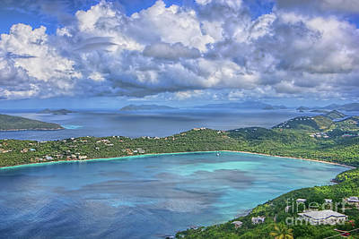 Photograph - Magens Bay  by Olga Hamilton