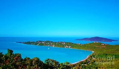 Magens Bay, Virgin Islands Original