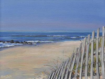 Maggie's Beach Original by Marjory Wilson