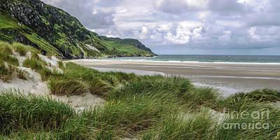 Photograph - Maghera Beach - Ireland 1 by Lexa Harpell