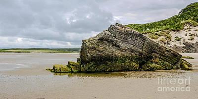 Photograph - Maghera Beach - Ireland 2 by Lexa Harpell
