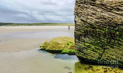 Photograph - Maghera Beach - Ireland by Lexa Harpell
