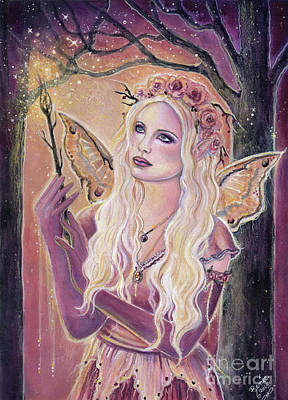 Magic All Around You Art Print by Renee Lavoie