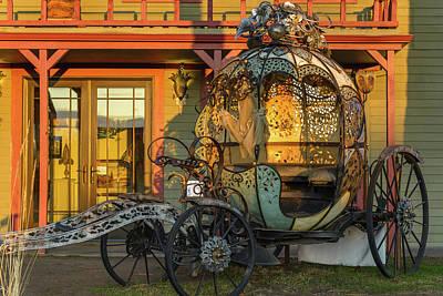 Photograph - Magic Carriage by Joe Hudspeth