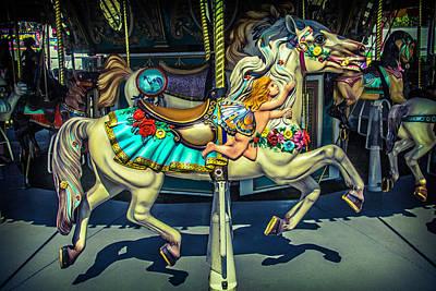 Magic Carrsoul Horse Art Print