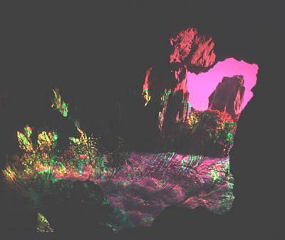 Photograph - Magic Cave by Sondra Barrett